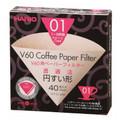 Hario V60 Filter Paper Misarashi x40