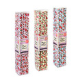 Floral Party Straws x 25