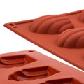 Silicone Mould - Madeleine x 20's