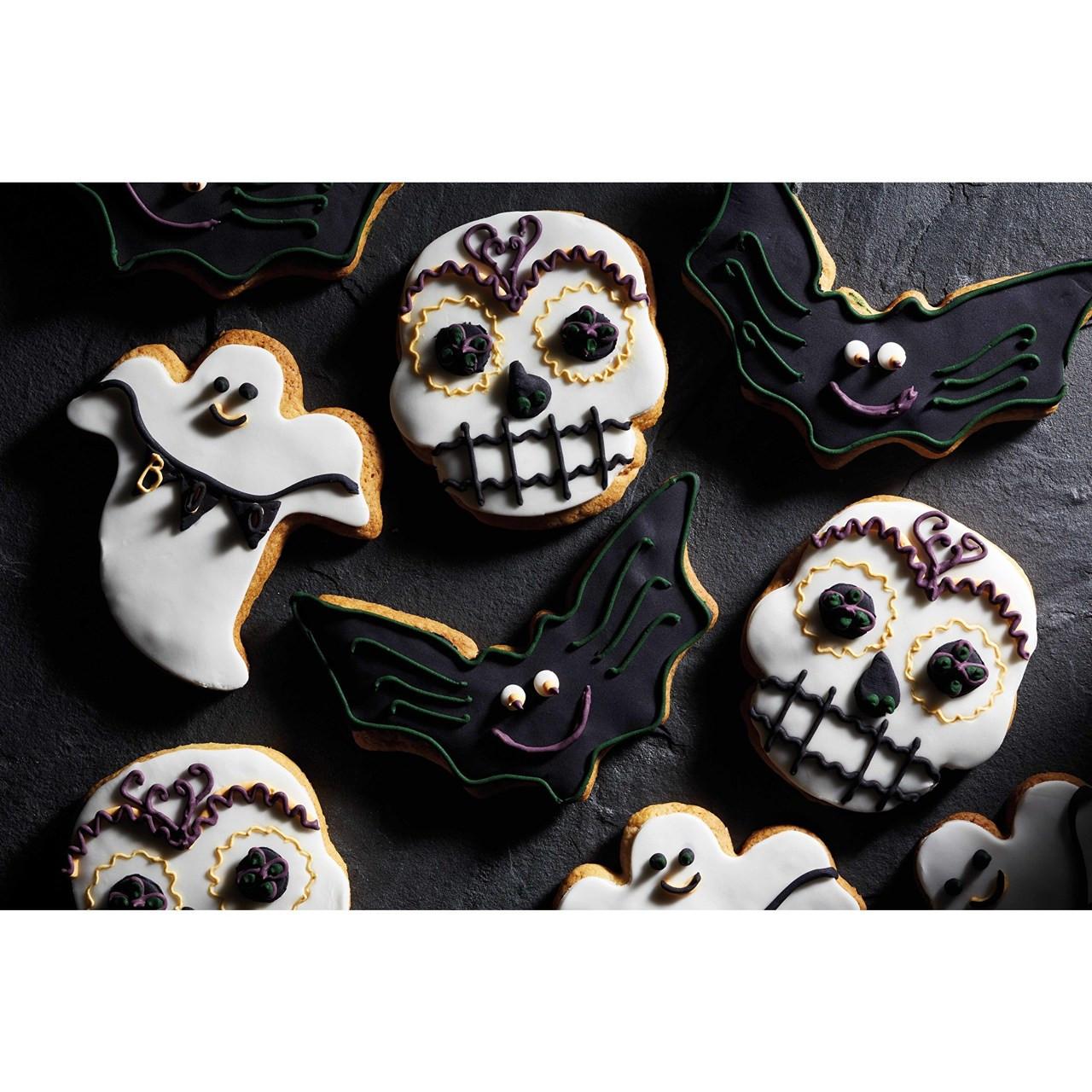 Halloween Cookie Cutter & Spatula