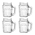 Kilner Vintage Handled Jars - 400ml x 4