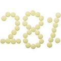 Belcolade White 28% Pistoles/Callets - 10kg