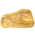 Olive Wood Board Natural Shape 35x20cm