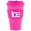 Ecoffee Cup - Pink'd 14oz