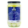 Cooked & Peeled Quails Eggs - Approx 48 Eggs