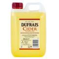 Dufrais Cider Vinegar 2lt