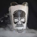 Skull Jug set for Dry Ice