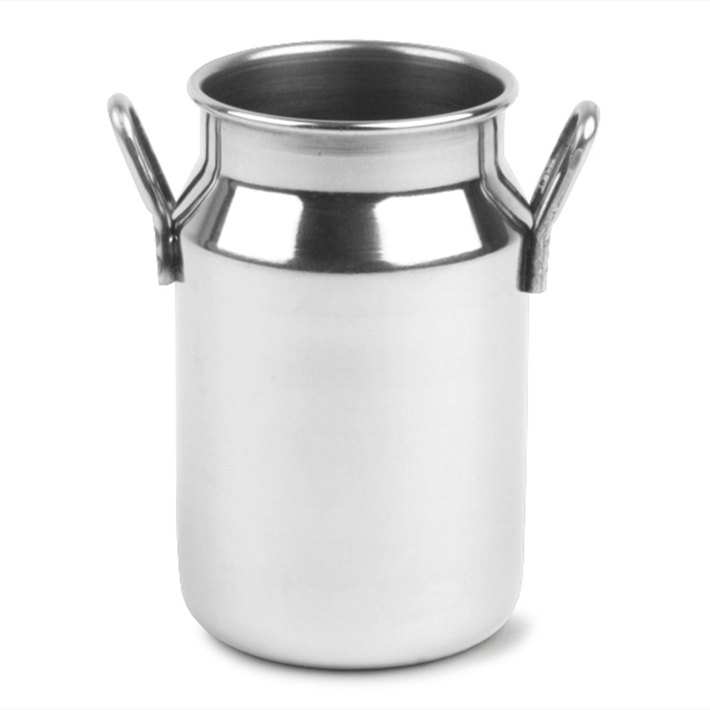 Mini Stainless Steel Milk Churn 14cl Infusions