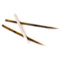 Skewers - Kuromaji Black Willow 2mm x 60mm x 250