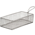Mini Presentation Fish Fryer Basket 26 x 13 x 4.5cm