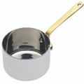 Mini Stainless Steel Saucepan 65 x 40mm