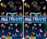 MultiGame custom Arcade Side Art