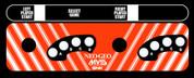 NEO GEO MVS Old Style Control Panel Overlay