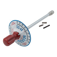 1/4'' Dr 0 - 48 Inch Ounce Seekonk Vertical Torque Gauge Screwdriver - S0-48