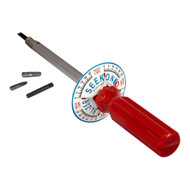 1/4'' Dr 0 - 25 In Lbs Seekonk Vertical Torque Gauge Screwdriver Right - SL-25 Right