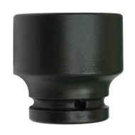 """2 1/8"""" TorcUp 2 1/2"""" Dr Shallow Impact Socket 6 Pt - T-4034"""