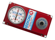 "Seekonk 3/8"" Dr 0-300 Inch Pound Torque Tester With Memory Needle - TA-300"
