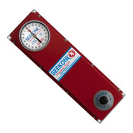 "Seekonk 1/2"" Dr 0-50 Foot Pound Torque Tester With Memory Needle - TAF-50"