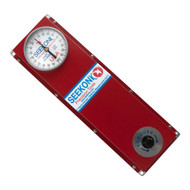 Seekonk 1/2'' Dr 0-200 Foot Pound Torque Tester With Memory Needle - TAF-200
