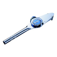 Precision Inst 1 1/2'' Dr 600-3000 Ft Lbs / 80-400 Kgm Dual Scale Dial Torque Wrench - D6F3000CFMMC