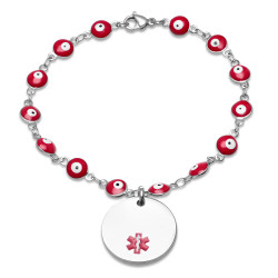 Medical ID Bracelet For Her