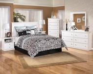 Bostwick Shoals 3 Pc.Queen Panel Bedroom Collection
