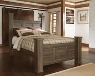 Juararo Queen Poster Bed