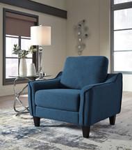 Jarreau Blue Chair