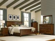 Westlake Cherry Bedroom