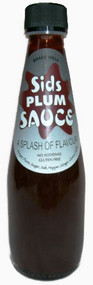 Sids Plum Sauce (17% Sugar) 300 ml