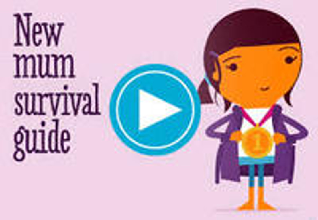A Survival Guide for New Mums