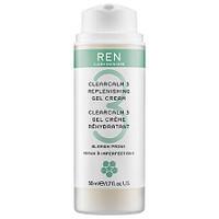 Ren - Clearcalm 3 Replenishing Gel Cream