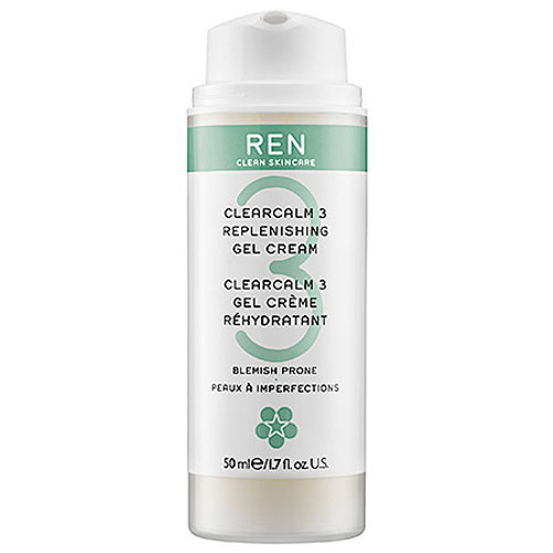 Ren - Clearcalm 3 Replenishing Gel Cream
