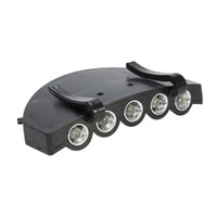 Silverline LED Cap Light