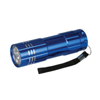 Silverline LED Aluminium Torch
