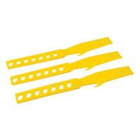 Silverline Mixing Sticks - 3 piece