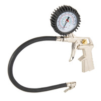 Silverline Air Tyre Inflator with Gauge