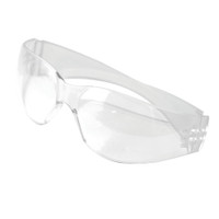 Silverline Wraparound Safety Glasses