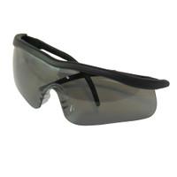 Silverline Smoke Lens Safety Glasses