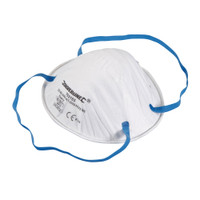 Silverline Moulded Face Masks FFP2 NR - Pack of 20