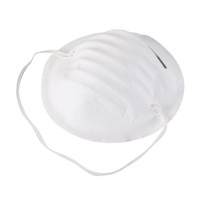 Silverline Comfort Dust Masks - Pack of 50