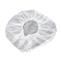 Silverline Disposable Hair Nets - Pack of 100