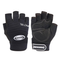 Silverline Fingerless Gel Comfort Gloves