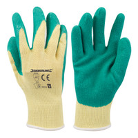 Silverline Kevlar Cut-Resistant Gloves