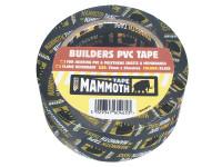 Everbuild Builders PVC Mammoth Tape