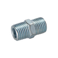 Silverline Air Line Equal Union Connector - 2 piece