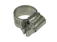 Jolly Worm-Drive Hose Clips - Bright Zinc Plated