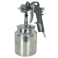 Silverline Suction Feed Spray Gun