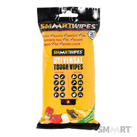 SMAART Universal Tough Wipes - 30pk