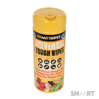 SMAART Universal Tough Wipes - 40pk